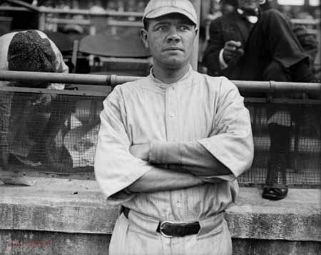 Babe Ruth, 1915